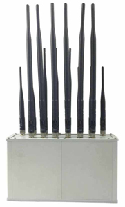 10 Antennas Mobile Jammer - BUY PORTABLE MOBILE PHONE JAMMER - PORTABLE JAMMER - PORTABLE CELL PHONE JAMMER from China Wholesaler