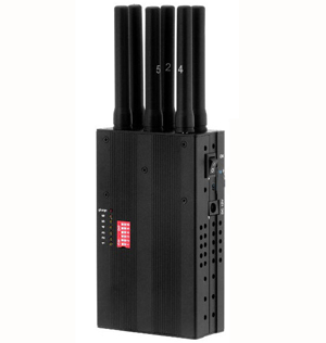 GSM 3G WIFI JAMMER BLUETOOTH JAMMER - ALL IN ONE JAMMER